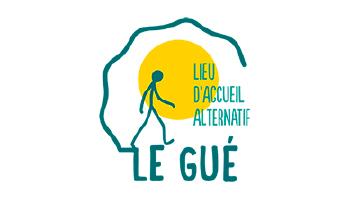 Logo Le Gué